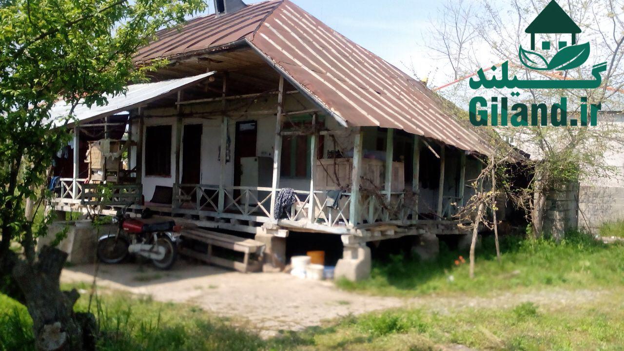 خانه باغ روستایی