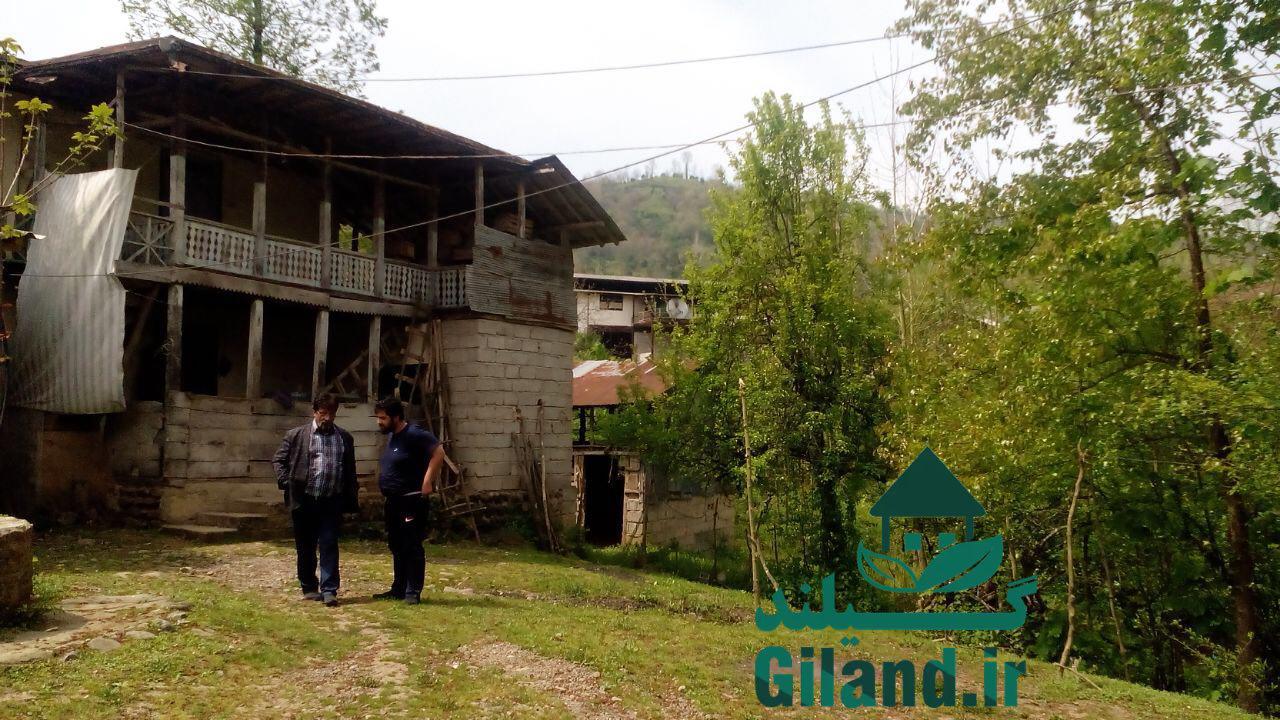 خرید خانه قدیمی در شمال