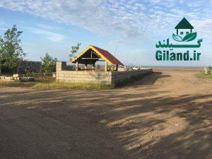 خرید زمین ساحلی در چاف