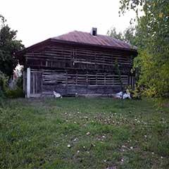خانه چوبی لاهیجان