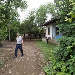 خرید باغ ویلا در استانه