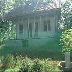خانه روستایی در گیلان