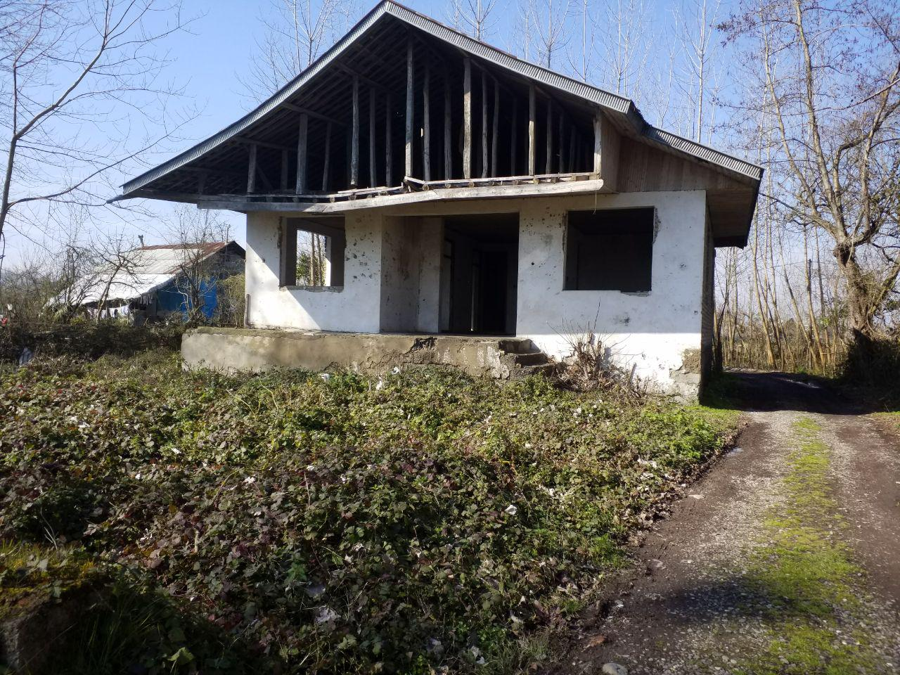 فروش خانه کلنگی گیلان