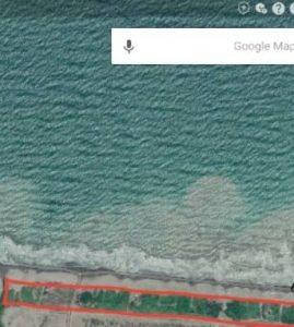 زمین براول ساحل هکتاری